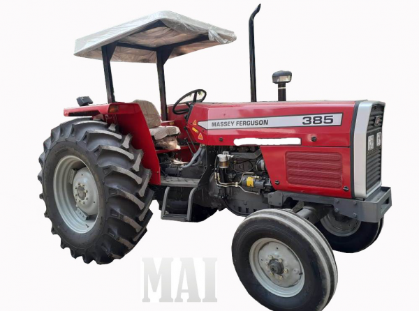 MF tractors in Niger