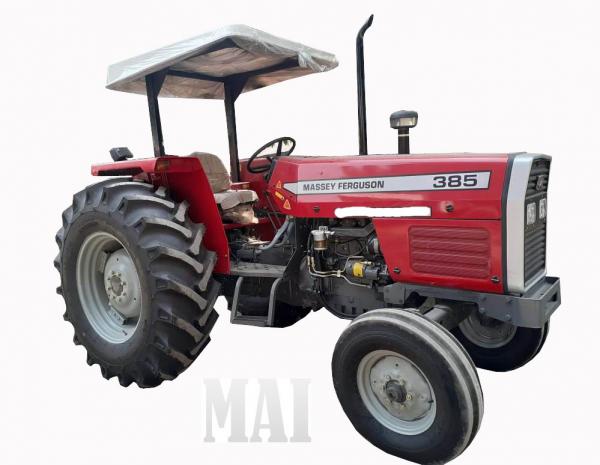 MF tractors in Niger