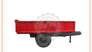 Hydraulic Farm Trailer