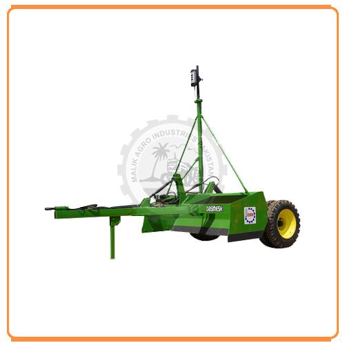 Land Laser Laveller