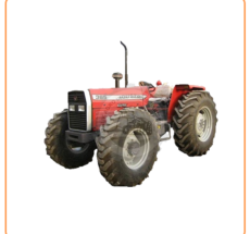 MF 385 4wd Tractor