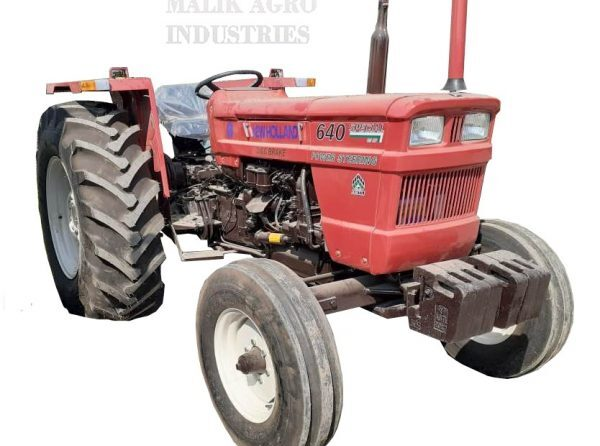 NH 640S 2wd Tractor
