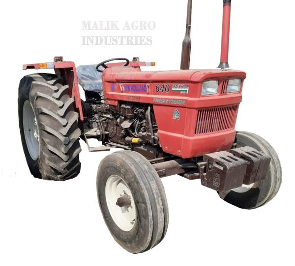 New Holland 640-s