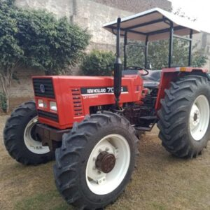 NH 7056 4wd Tractor