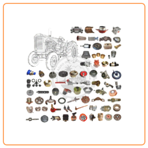 Tractor Body Parts