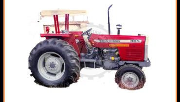 MF tractors in Botswana