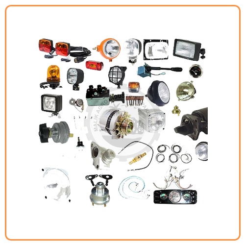 Tractor electrical parts