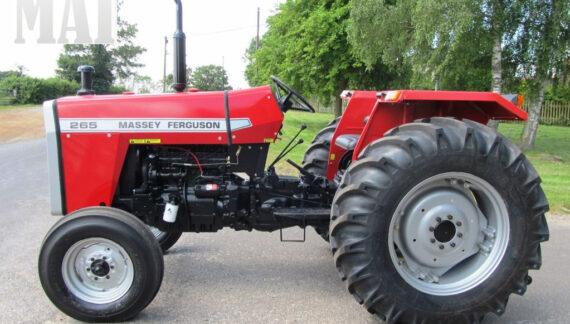 Old Massey Ferguson tractors for sale