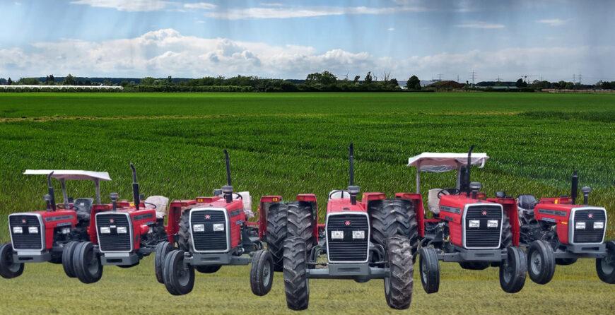 Massey Ferguson tractors exporter Pakistan
