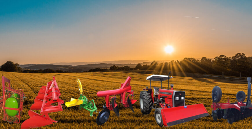 Agricultural implements manufacturers in Pakistan