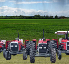 Agriculture Farm Tractor Exporters