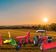 Agriculture equipment in Togo