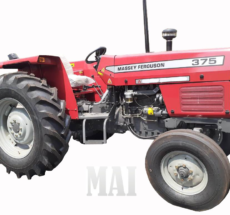 MF 375 2wd Tractors
