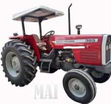 Massey Ferguson 385 tractors