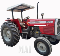 MF tractors in Antigua